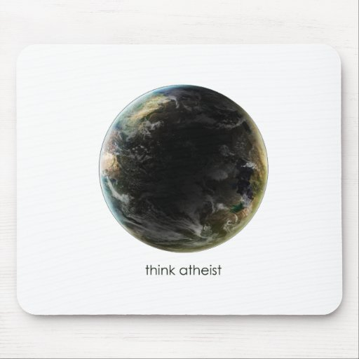 Planet Earth Gear Mouse Pad