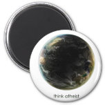 Planet Earth Gear Refrigerator Magnets