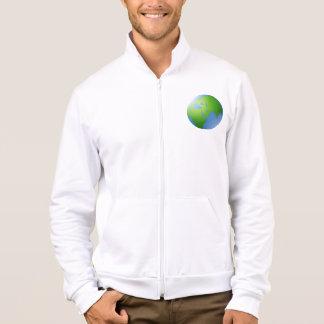Planet Earth Globe Jacket