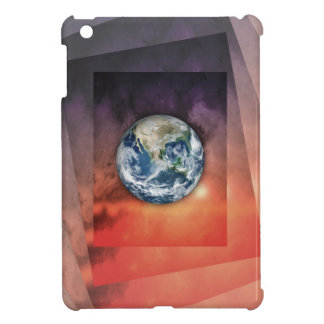 Planet Earth In Space Case For The iPad Mini