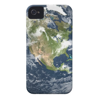 Planet Earth iPhone 4 case