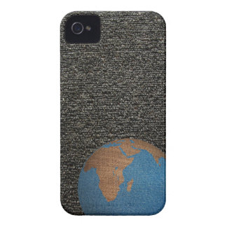 Planet Earth iPhone 4 Cover