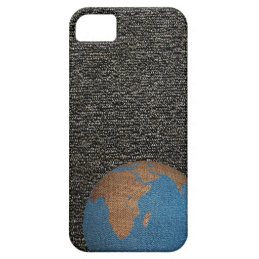 Planet Earth iPhone 5 Covers