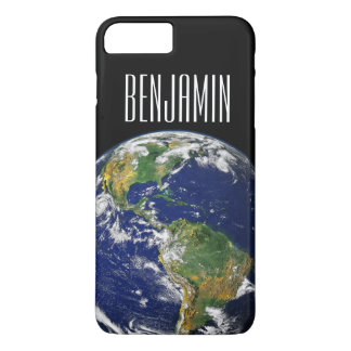 Planet Earth iPhone 7 Plus Case