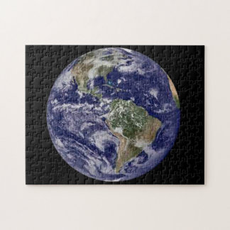 Planet Earth . Jigsaw Puzzle