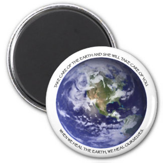 Planet Earth Magnets
