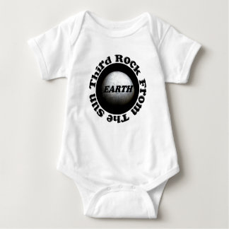 Planet Earth Model Baby Clothes Baby Bodysuit