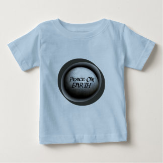 Planet Earth Model Baby Clothes Baby T-Shirt