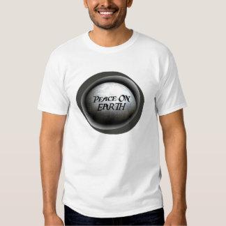 Planet Earth Model Childrens Shirt