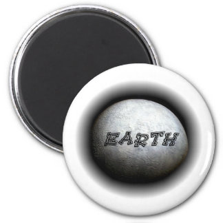 Planet Earth Model Magnet