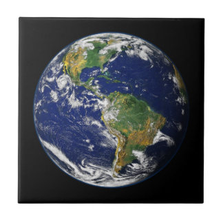 PLANET EARTH natural (solar system) ~ Tile
