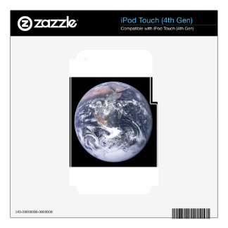 Planet Earth - Our World iPod Touch 4G Skins