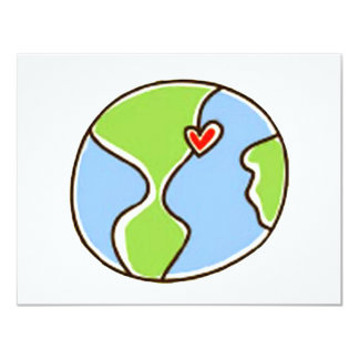 Planet Earth Picture! Card