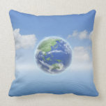 Planet Earth Pillow