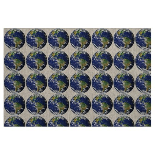 Planet fabric zazzle for Fabric planet