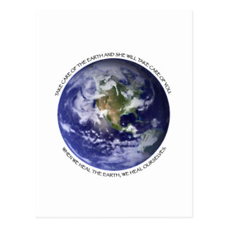 Planet Earth Postcards