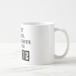 Planet Earth Prisoner 2 Coffee Mug
