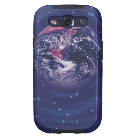 Planet Earth Samsung Galaxy S3 Cover