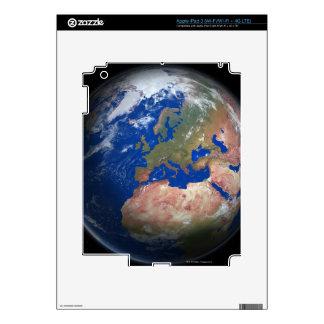 Planet Earth iPad 3 Skin