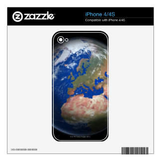 Planet Earth Skins For iPhone 4S