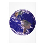 Planet Earth Stationery Design