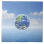 Planet Earth Tile