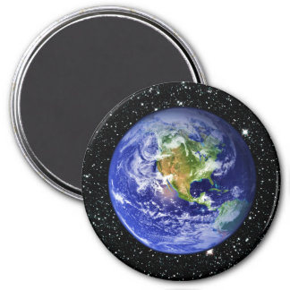 PLANET EARTH v3 star background (solar system) ~ Magnet