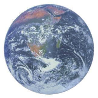 PLANET EARTH v.2 (solar system) ~ Ke Dinner Plates