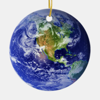 PLANET EARTH v.3 (solar system) ~ Christmas Ornaments