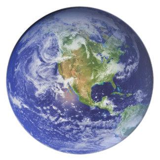 PLANET EARTH v.3 (solar system) ~ Plate