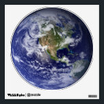 """Planet Earth Wall Decal<br><div class=""""desc"""">Put our planet on your wall for an out of this world look!</div>"""