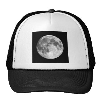 PLANET EARTH'S MOON natural (solar system) ~ Trucker Hat