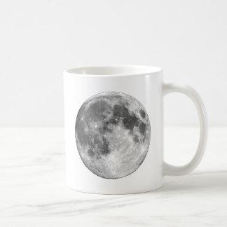 PLANET EARTH'S MOON (solar system) ~~ Coffee Mug