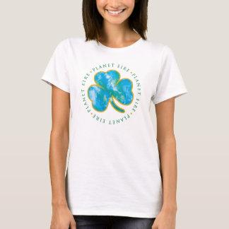 Planet Eire Crest Design T-Shirt