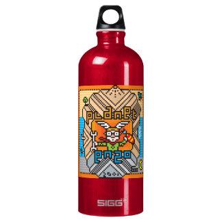 Planet Enzo Aluminum Water Bottle