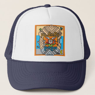 Planet Enzo Trucker Hat