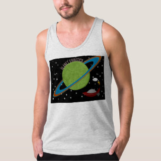 Planet Erratica t-shirt