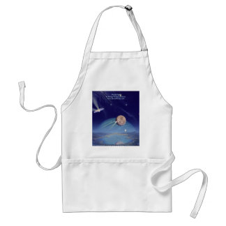 Planet Fall, Planet Fall Steven Vincent Johnso... Adult Apron