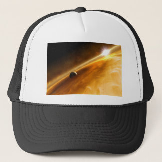 Planet Fomalhaut B Orbiting a Star Trucker Hat