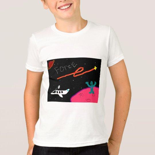 Planet Force kids shirt