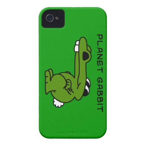 Planet Gabbit iPhone 4/4S Case