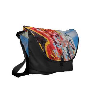 planet graffiti courier bags