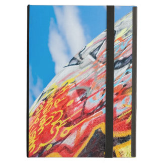 planet graffiti iPad air cover