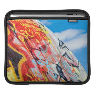 planet graffiti iPad sleeve
