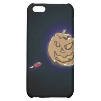 planet halloween iPhone 5C cover