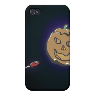 planet halloween iPhone 4/4S covers