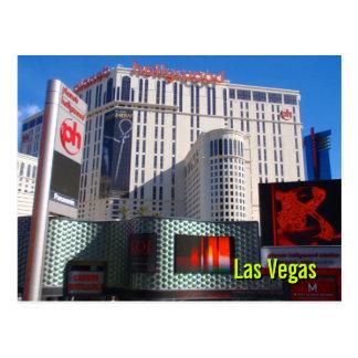 Planet Hollywood, Las Vegas Postcard