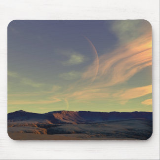Planet Ith Linea Mouse Pad