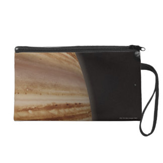 Planet Jupiter and a Distant Moon Wristlet