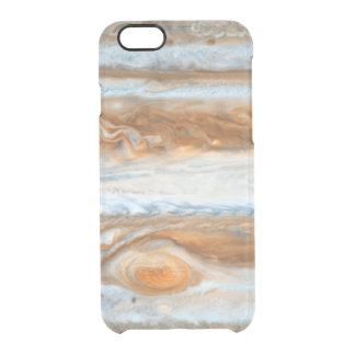 Planet Jupiter and the 'Great Red Spot' Clear iPhone 6/6S Case